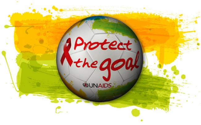 UN kicks off campaign as football World Cup opens in Brazil