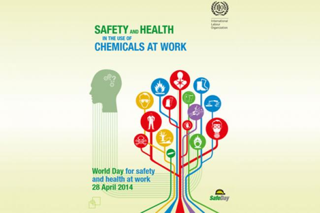 UN urges control of harmful chemicals in workplace
