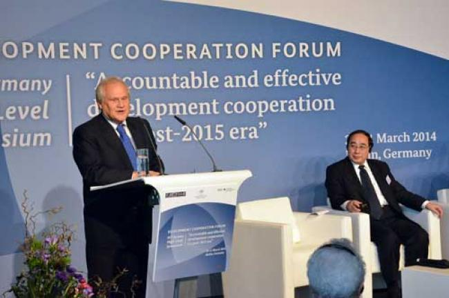 Berlin: UN convenes symposium on development cooperation