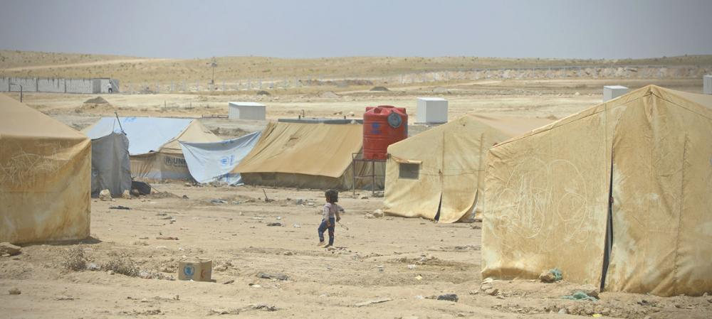 Civilians 'must not be a target', urges UNHCR, following military escalation in northern Syria