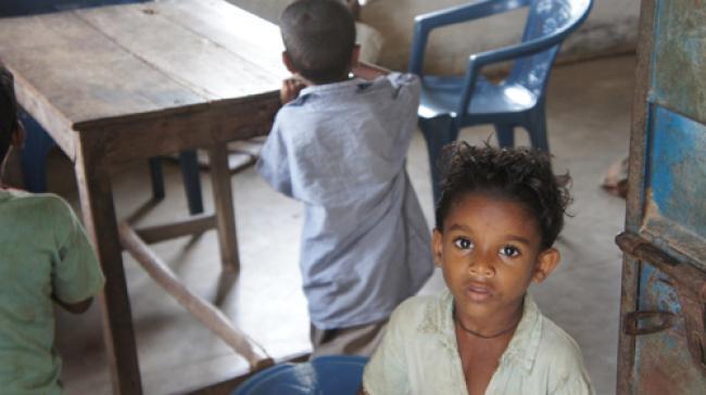 Kolkata kids find their way back to school