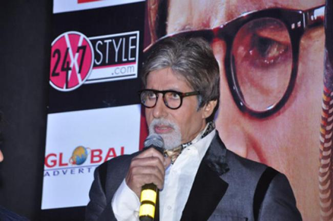 Big B gifts power to homes on B'day