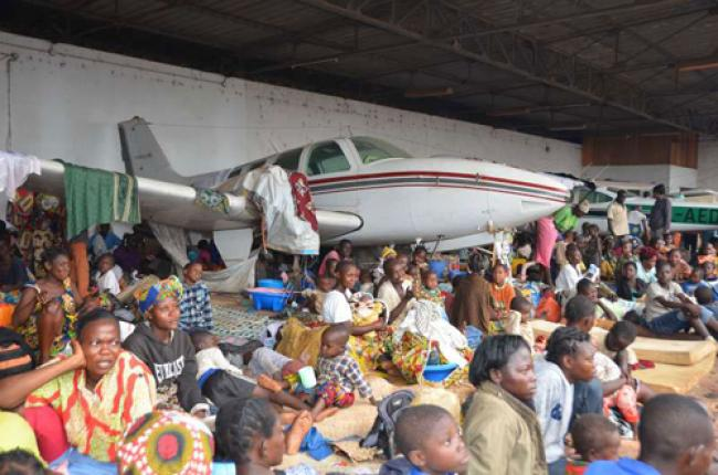 UN scales up aid for millions displaced in CAR