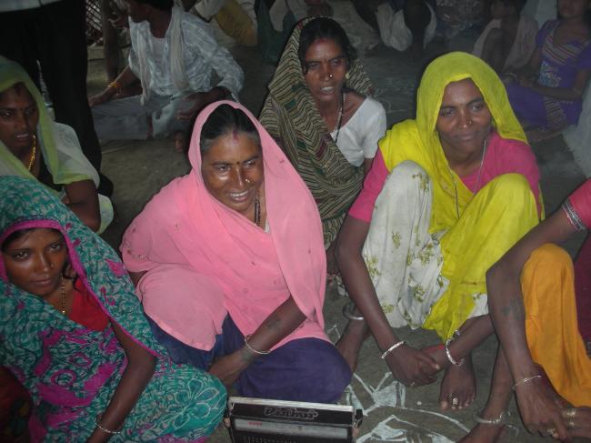 A radio show touches rural Madhya Pradesh