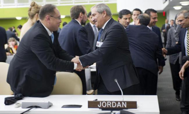 General Assembly elects Jordan to serve in UNSC