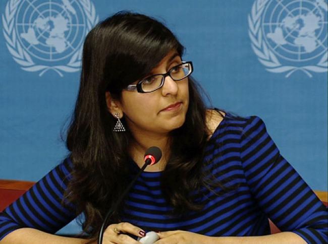 Ukraine unrest: UN urges restraint
