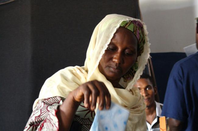 Ban welcomes provisional election results in Guinea