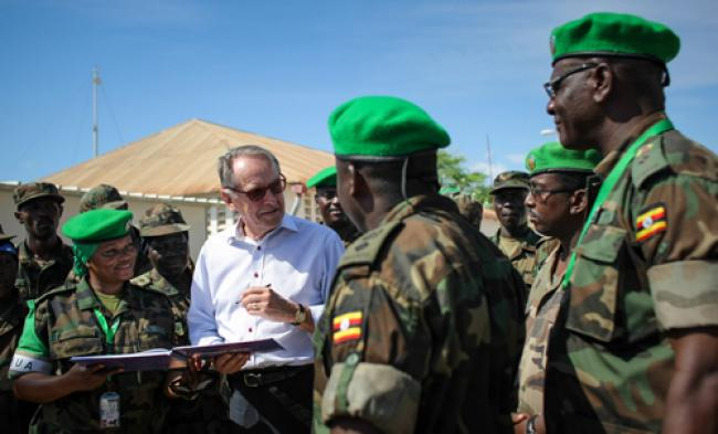 UNSC to support African forces in Somalia