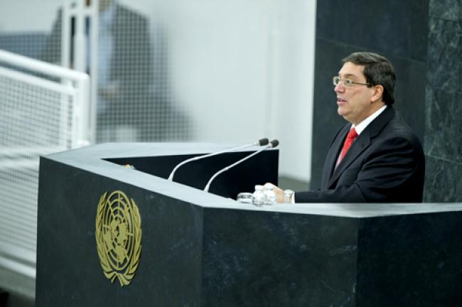 General Assembly seeks end to US embargo against Cuba