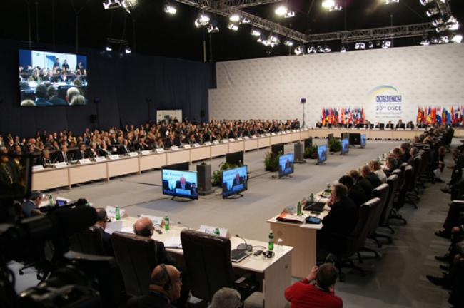 OSCE contributions to security indispensable: Ban