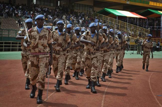 Mali: Ban welcomes Netherlands' contribution to peacekeeping
