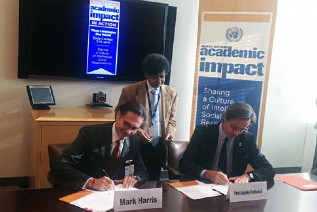 UN launches essay contest to celebrate multilingualism