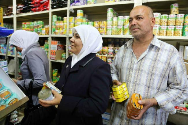 Syria: UN forced to suspend food aid, warns of