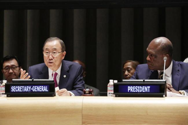 Senior UN officials urge Member States to craft 'bold, pragmatic' post-2015 agenda