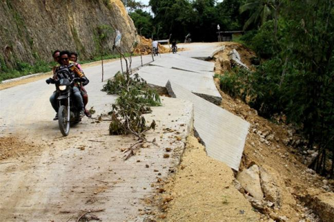 Philippines: UN seeks funds to help earthquake survivors in Bohol
