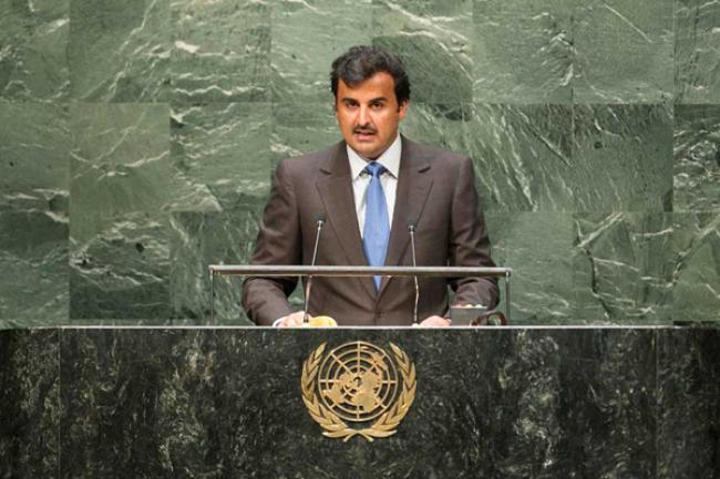 Mid-east, Gulf leaders strive for international response to terrorism in Syria