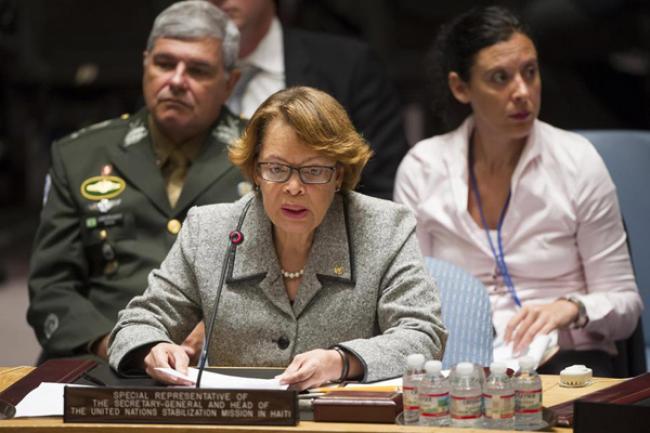 Haiti: UN envoy calls for democratic consolidation to avoid 'institutional vacuum'