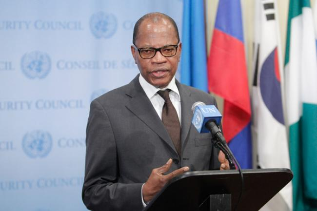 Ban appoints new UN envoy for West Africa