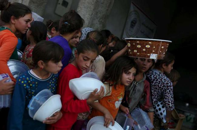 UN humanitarian chief urges sustained funding to assist millions of Iraqis in need