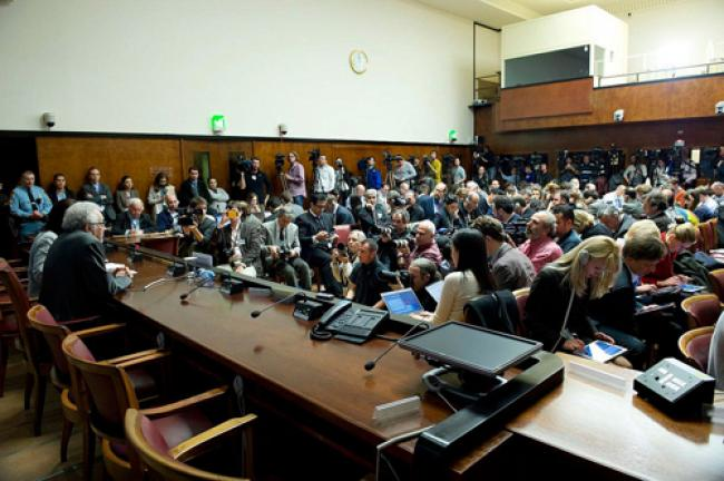Syrian government, opposition to meet: UN