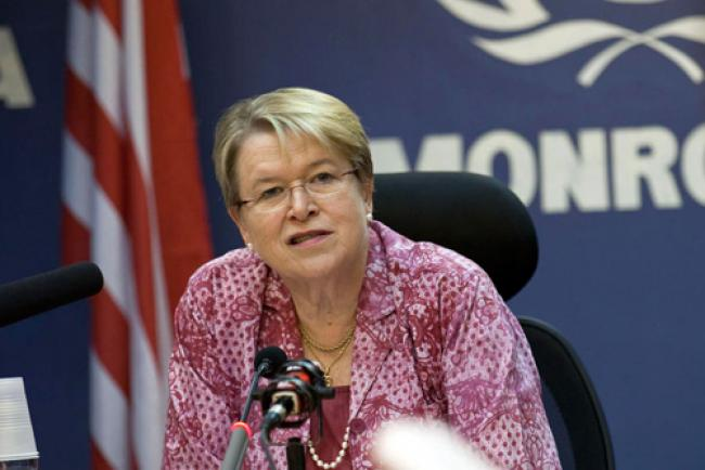 Ban appoints former head of UN Liberia mission to lead operation in South Sudan