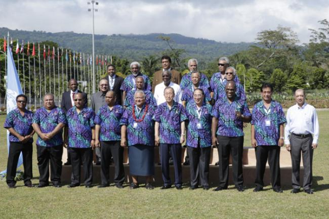 SAMOA: Small island conference leaves 'legacy with impact' – UN