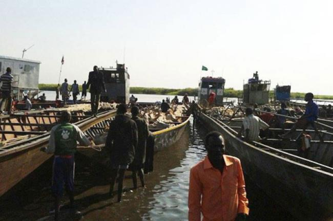 South Sudan: Ban condemns stealing of humanitarian aid