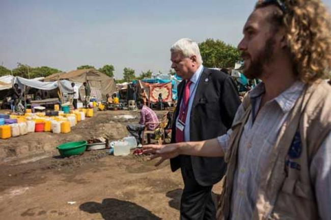 UN action in South Sudan saves thousands of lives