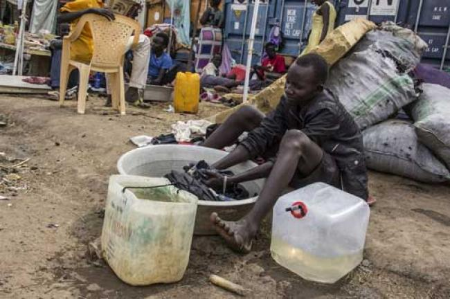 South Sudan: UN appeals for funds as crisis deepens