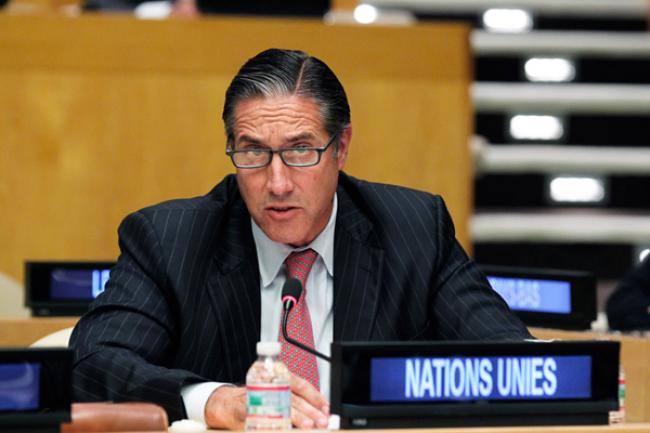 Ban appoints veteran UN official as assistant Secretary-General for peacebuilding support