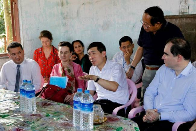 Myanmar: UN officials urge greater humanitarian, development support for Rakhine