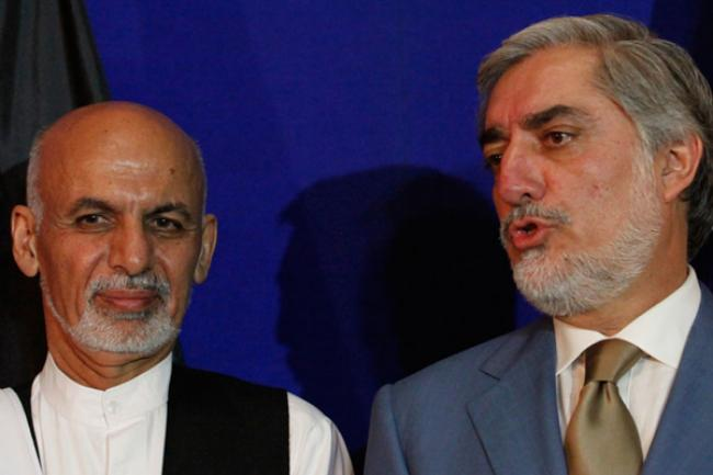Meeting Afghan presidential candidates, UN political chief urges unity, pledges support