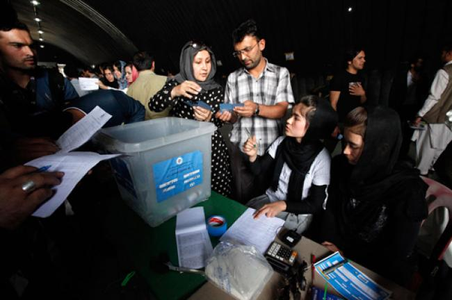 UN mission welcomes start of audit of Afghan presidential run-off election