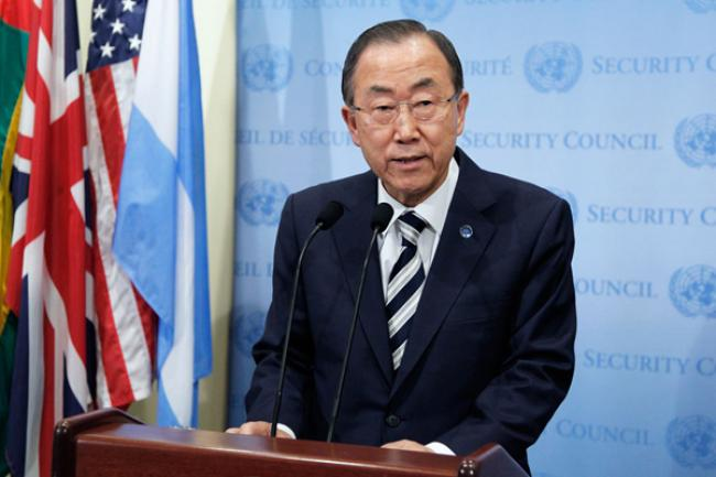 UN chief lauds formation of new Government in Iraq