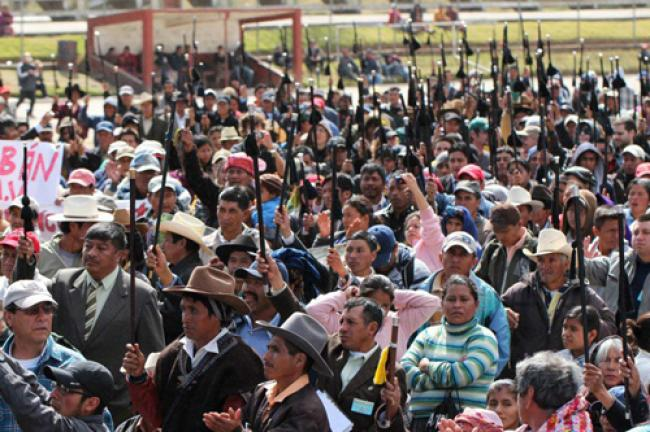 'Indigenous peoples' must feature in new global development agenda, stress UN experts