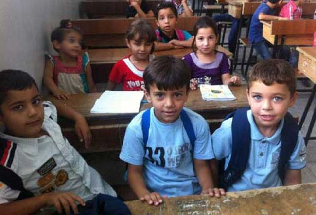 UN urges protection, access to aid for Syrian children