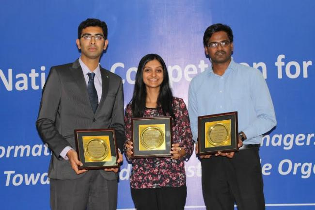 Globsyn Business School in association with AIMA, CMA organize 41stNational Competition for Young Managers