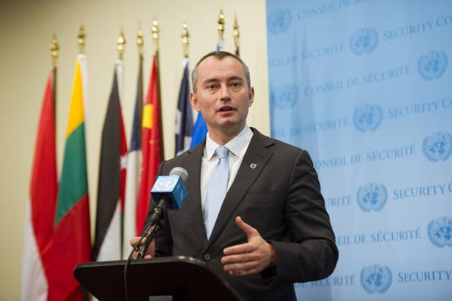UN chief appoints new Special Coordinator for Middle East peace