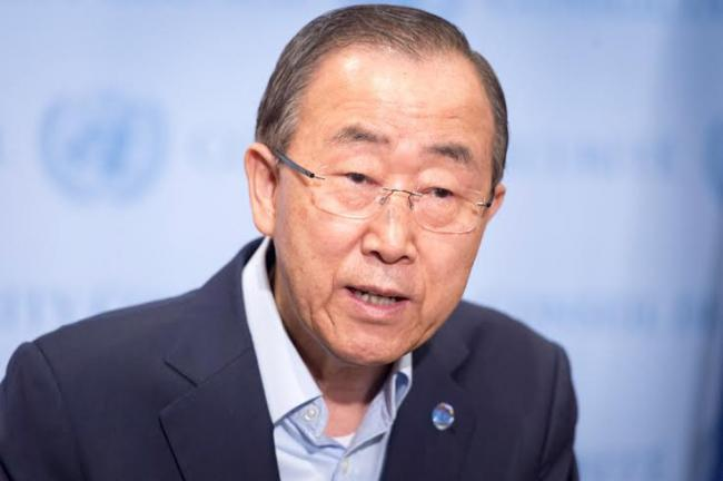 UN chief condemns rocket attacks on Israel from Gaza