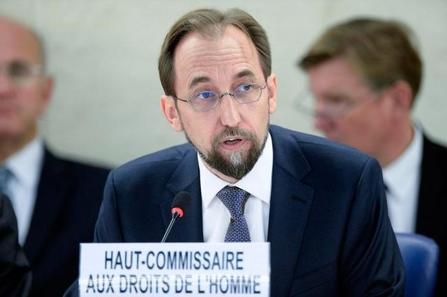 UN rights chief urges UK to curb tabloid hate speech