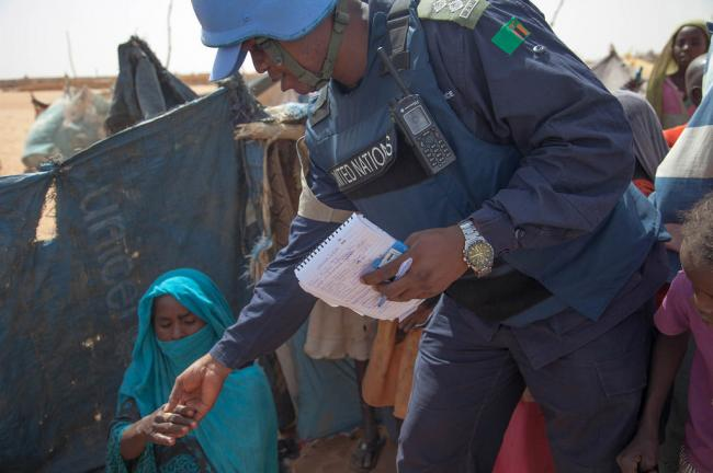 UN mission peacekeepers repel two attacks in South Darfur