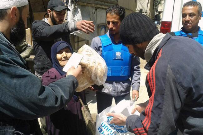 Syria: UN agency continues to seek access to besieged Yarmouk camp