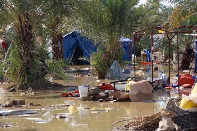 Flooding in Baghdad, emergency response hurt by lagging funds: UN relief wing