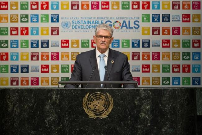 UN urges action on sustainable development to create pathways for global