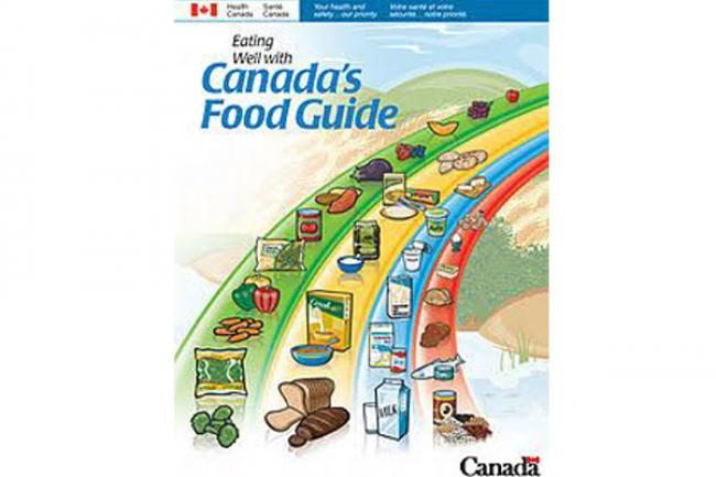 Canada's food guide should be more influential with consumers in mind