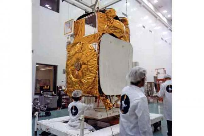 President  congratulates ISRO on the successful launch of PSLV-C33 carrying Irnss-1g