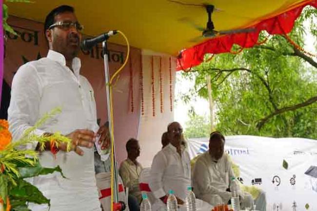 Greenpeace celebrates Bihar