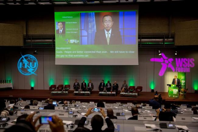 At high-level forum, UN spotlights power of information technology in advancing development