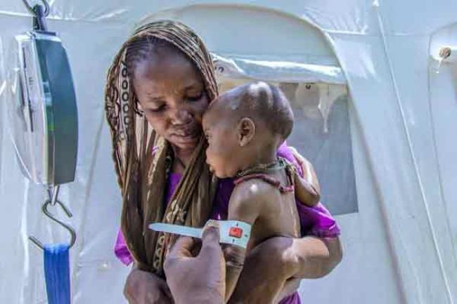 UNICEF more than doubles funding appeal for children in north-east Nigeria