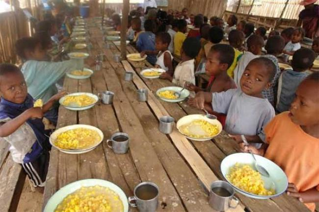 UN hails launch of 'Day of School Feeding' as vital to Africa's development efforts